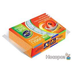 Губки кухонные PrOK 4 шт. (4820159849017)