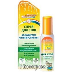 Спрей дезодорант Біокон Доктор Біокон антиперспірант для стоп 100 мл (4820160037090)