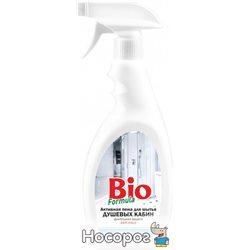 Активная пена Bio Formula для мытья душевых кабин 500 мл (4820168432460)