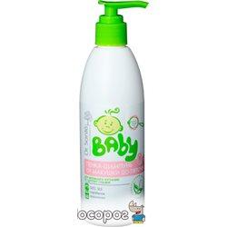Пенка-шампунь от макушки до пяточек Dr.Sante Baby 300 мл (4823015932366)