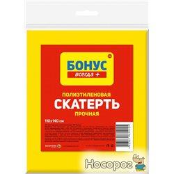 Скатертина Бонус поліетиленова 110х140 см Мікс (4823071614404)