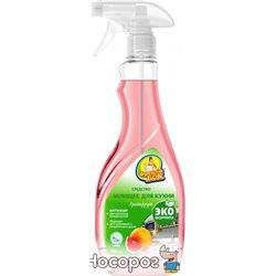 Эко моющее средство для кухни Фрекен БОК Грейпфрут 500 мл (4823071624694)