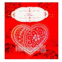 Открытка ко Дню Св. Валентина ENV0134U/ENV0136U
