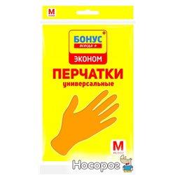 Перчатки Бонус Эконом универсальные M (4823071628210)
