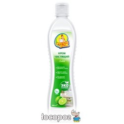 Эко чистящий крем универсальный Фрекен БОК Лайм 500 мл (4823071628951)