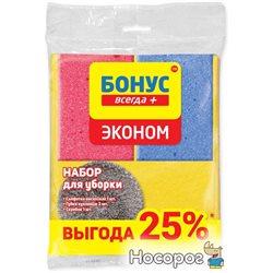 Набор для уборки Бонус Эконом (4823071629118)
