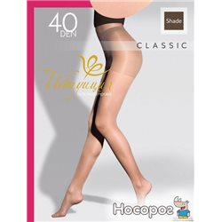 Колготки Intuicia Classic 40 Den 5-6 р Shade (4823072905556)
