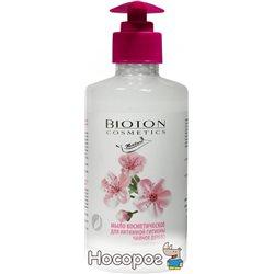 Мыло косметическое для интимной гигиены Bioton Cosmetics Чайное дерево 250 мл (4823097600665)