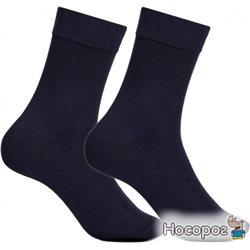 Шкарпетки V & T ШЧКк 56-022-001 41-44 р Темно-сині (4823103400500)