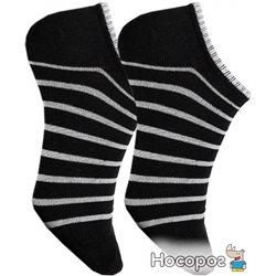 Шкарпетки V & T ШЧСг 56-012-069 39-41 р Чорно-білі (4823103400685)