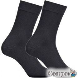 Шкарпетки V & T ШЧКк 56-022-001 41-44 р Темно-сірі (4823103400531)