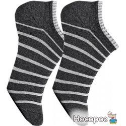 Шкарпетки V & T ШЧСг 56-012-069 41-44 р Сіро-білі (4823103400715)
