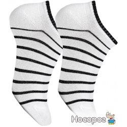 Шкарпетки V & T ШЧСг 56-012-069 41-44 р Біло-чорні (4823103400739)