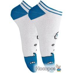 Шкарпетки V & T ШДСг 32-024-046 18-20 см Блакитні (4823103402931)