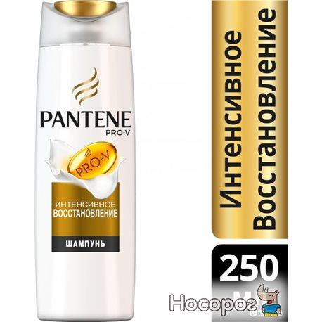 Фото Шампунь для волос Pantene Pro-V Интенсивное восстановление 250 мл (5011321856981)