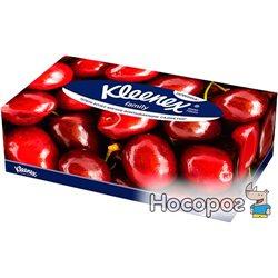 Салфетки косметические Kleenex Family двухслойные в коробке 150 шт (5029053542805)