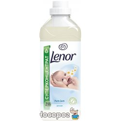 Концентрированный кондиционер для белья Lenor для чувствительной и детской кожи 1 л (5413149280786)