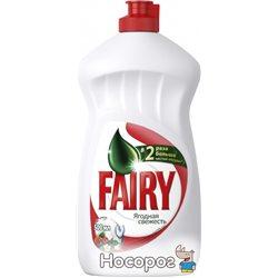 Рідкий засіб для миття посуду Fairy Ягідна свіжість 500 мл (5413149313934)
