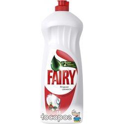 Рідкий засіб для миття посуду Fairy Ягідна свіжість 1 л (5413149314160)