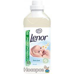 Концентрированный кондиционер для белья Lenor для чувствительной и детской кожи 2 л (5413149426740)