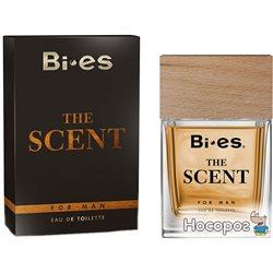 Туалетная вода для мужчин Bi-es The Scent Boss - The Scent 100 мл (5902734840172)