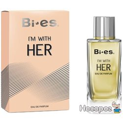 Туалетна вода для жінок Bi-es Im With Her Woman Armani - Because it's You 100 мл (5902734841889)