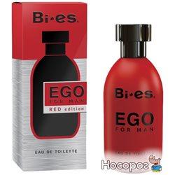 Туалетная вода мужская Bi-es Ego Red Edition Boss – Hugo red 100 мл (5905009042431)
