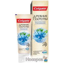 Зубная паста Colgate Древние секреты безопасное отбеливание 75 мл (6920354818639)