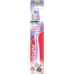 Зубная щетка Colgate ЗигЗаг Плюс средней жесткости (7610196003544)