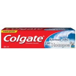 Зубная паста Colgate Крепкие зубы Свежее дыхание 100 мл (7891024129937)