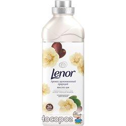 Кондиционер для белья Lenor Аромат, вдохновленный природой Масло Ши 910 мл (8001090509550)