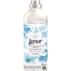 Кондиционер для белья Lenor Аромат, вдохновленный природой Минералы Моря 910 мл (8001090509581)