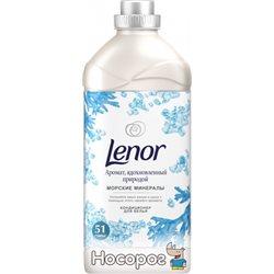 Кондиционер для белья Lenor Аромат, вдохновленный природой Минералы Моря 1.78 л (8001090509673)