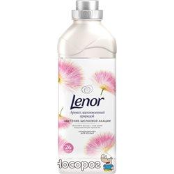 Кондиционер для белья Lenor Аромат, вдохновленный природой Цветение Шелковой Акации 910 мл (8001090509611)