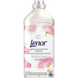 Кондиционер для белья Lenor Аромат, вдохновленный природой Цветение Шелковой Акации 1.78 л (8001090509703)