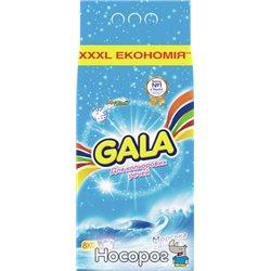 Стиральный порошок Gala Автомат Морская свежесть для цветного белья 8 кг (8001090807373)
