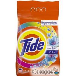 Стиральный порошок Tide Автомат Color Lenor Touch of Scent 2.5 кг (8001090828569)