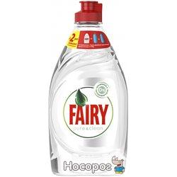 Засіб для миття посуду Fairy Pure & Clean 450 мл (8001090837424)