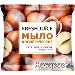 Мыло косметическое Fresh Juice Hazelnut & Cocoa 75 г (8588006037494)