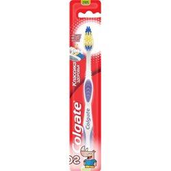 Зубная щетка Colgate Классика Здоровья средней жесткости Фиолетовая (8590232000050)