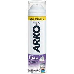 Пена для бритья ARKO Sensitive 200 мл (8690506090043)