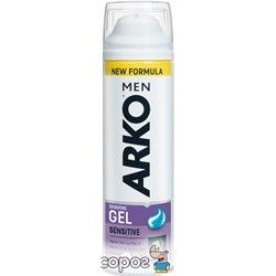 Гель для бритья ARKO Sensitive 200 мл (8690506390921)