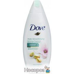 Крем-гель для душа Dove Фисташковый крем и магнолия 250 мл (8710447169308)