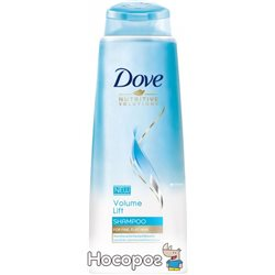 Шампунь Dove Hair Therapy Роскошный объем 400 мл (8710447203446)