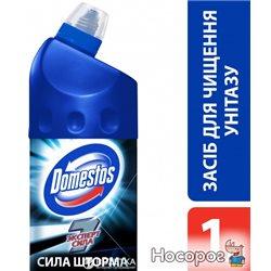 Средство для чистки унитаза Domestos Эксперт Сила 7 1 л (8710908149399)