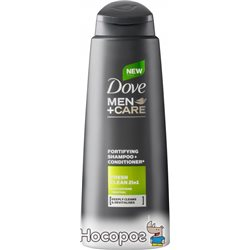 Шампунь Dove Men+Care Свежесть ментола 400 мл (8710908381195)