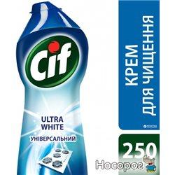 Крем для чистки Cif Ультра Уайт 250 мл (8711600304826)