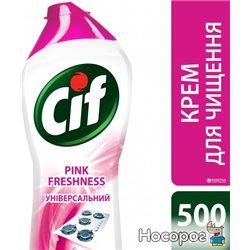 Крем для чищення Cif Рожева Свіжість 500 мл (8712561454131)