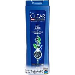 Шампунь-бальзам проти лупи Clear для чоловіків Глибоке очищення шкіри 250 мл (8712561728942)