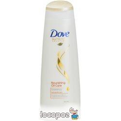 Шампунь Dove Hair Therapy Поживний догляд 250 мл (8712561888387)